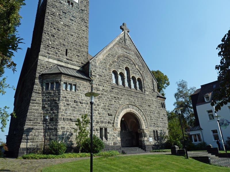 evangelische kirche in dortmund-marten